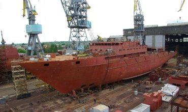 Виды насыщения корпуса судна и его монтаж