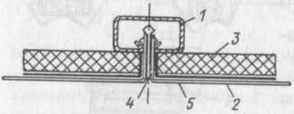 Выносная волокнистая изоляция типа В-3