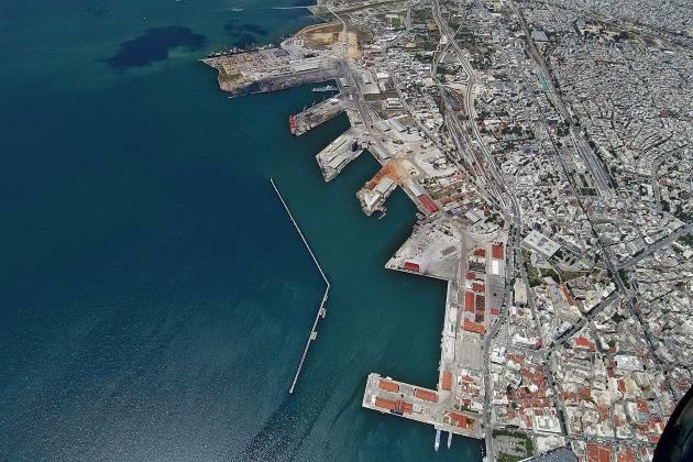 Греческий порт