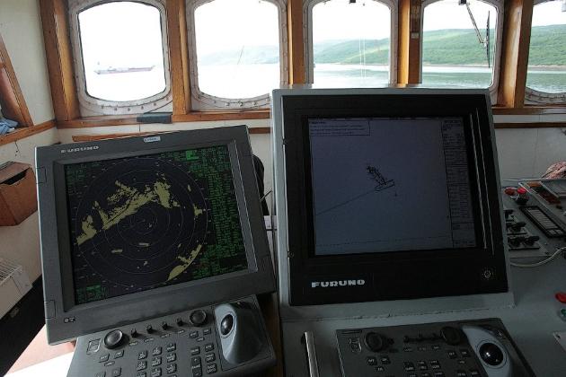 Навигационное оборудование