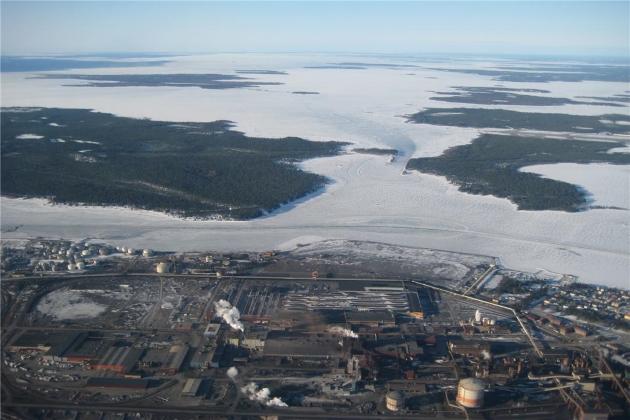 Порт Финляндии