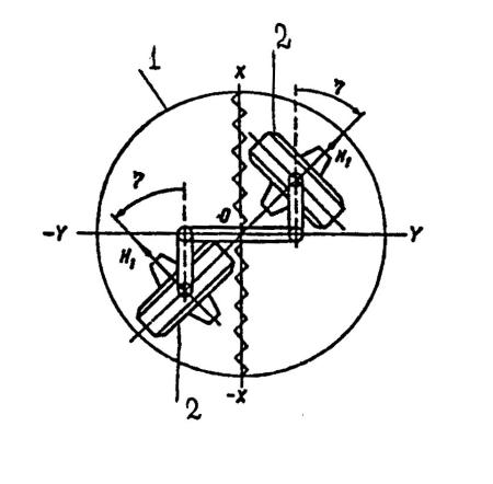 Двухгироскопный гирокомпас