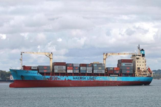 Контейнеровоз Maersk Alabama