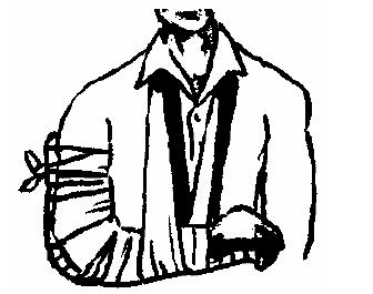 Перелом кости предплечья