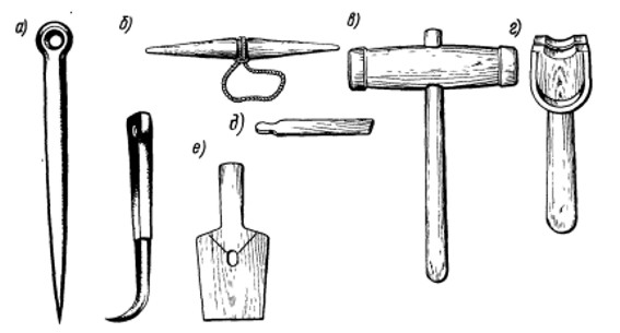 Такелажный инструмент