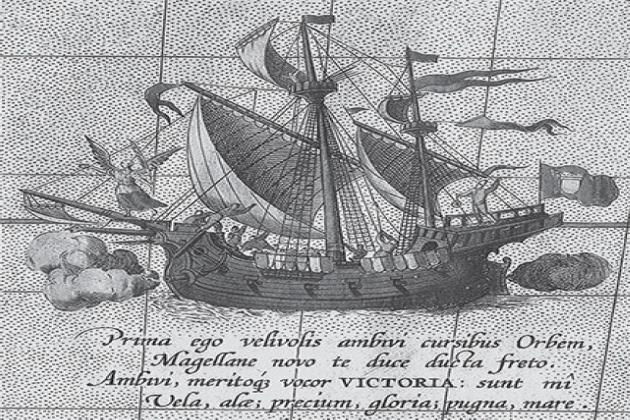 «Виктория», корабль Магеллана