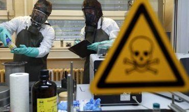 Острые отравления химическими веществами