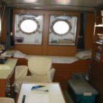 Служебные помещения на судне