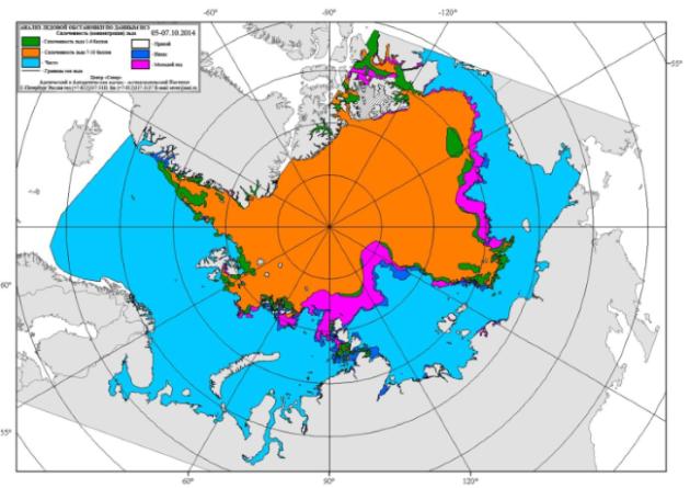 Покрытие льдом