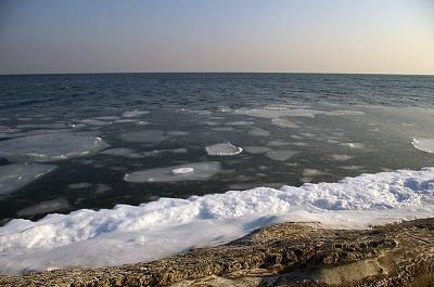 Блинчатый лёд
