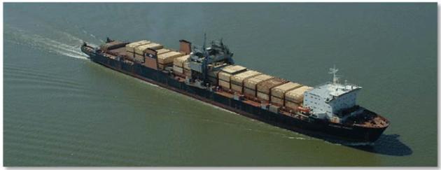 Lighter ship