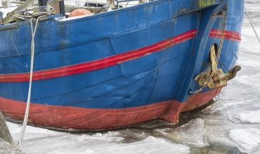 Особенности подготовки судна к плаванию во льдах