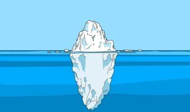 Признаки приближения ко льдам