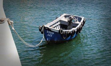 Управление судном при постановке и съемке с якоря и бочек