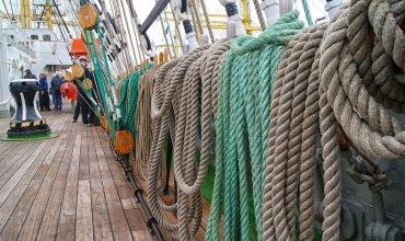 Организация вахтенной службы при стоянке судна на якоре
