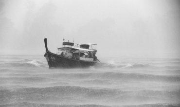 Движение в портовых водах