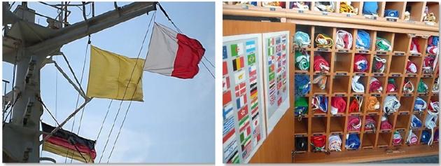 Сигнальные флаги