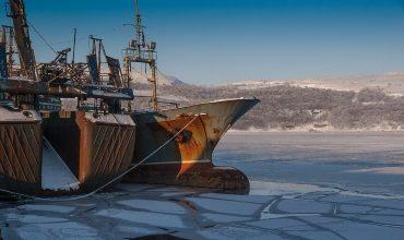 Управление судном при плавании во льдах