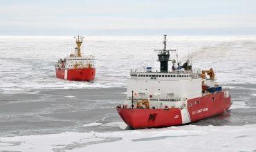 Самостоятельное плавание судна во льдах