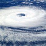 Центр тропического циклона
