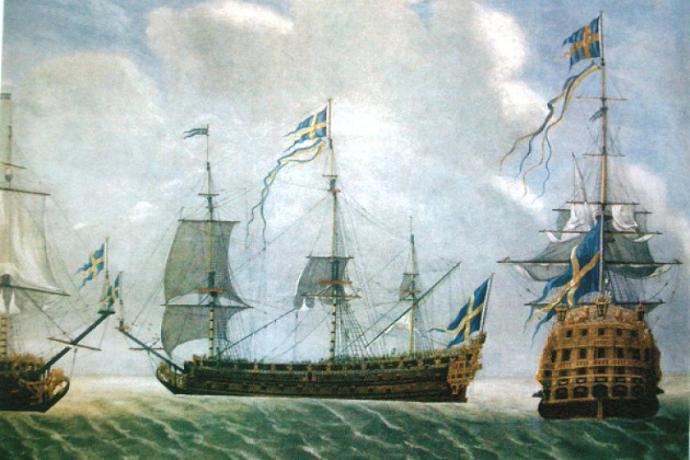 Балтийский флот