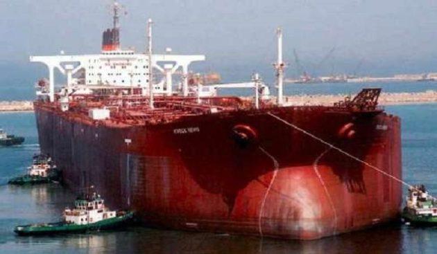 VLCC-танкер