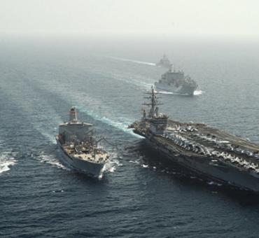 Корабли Военно-Морских Сил Соединённых Штатов Америки в Чёрном море