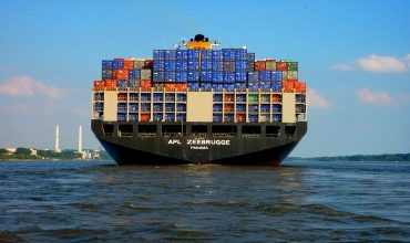 Изменение средней осадки судна при приеме и снятии (расходовании) грузов