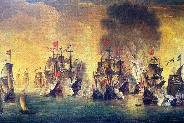 Парусный флот