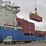 Размещение грузов на судне