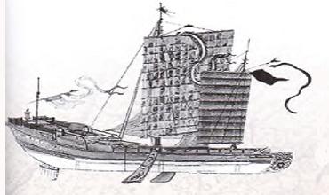 Корабли Востока. История создания флотилии Чжэн Хэ