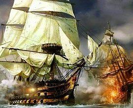 Флот в Англо-голландских войнах