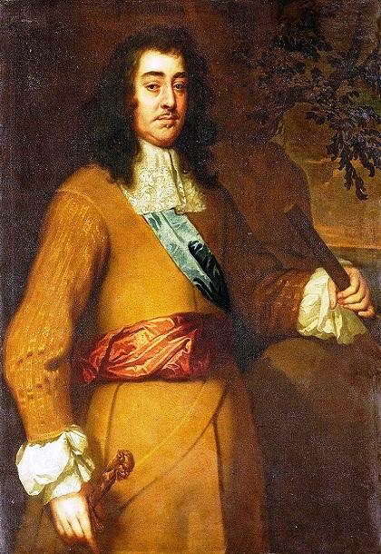 Выдающийся английский военачальник и политик, реставратор монархии генерал и генерал моря Джон Монк (1608-1670 гг.)