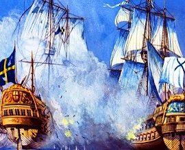 Создание и развитие классификации парусных кораблей