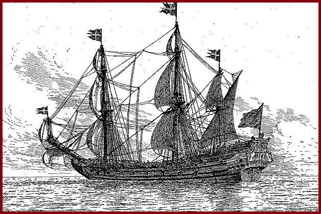 Захваченный у датчан в 1677 г. 45-пушечный линейный корабль «Амарант»