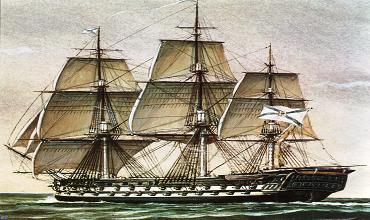 Легкие крейсеры и бомбардирские корабли