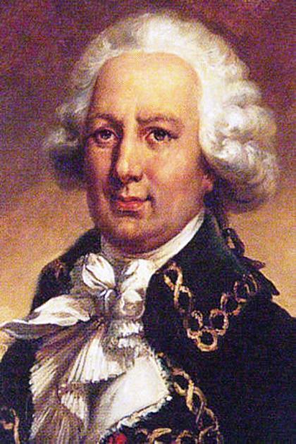 Луи Антуан граф де Бугенвиль (1729-1811)