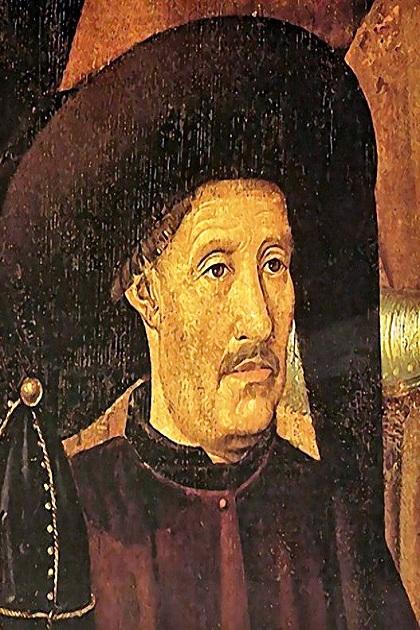 Энрике Мореплаватель. Портрет Нуну Гонсалвиша. XV в.