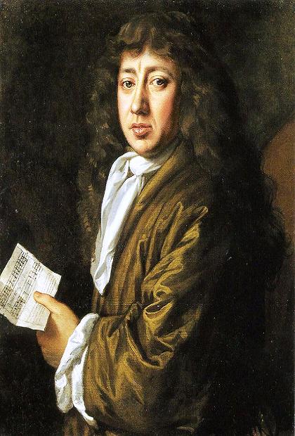 Портрет Сэмюэла Пипса. Джон Хейлз. 1666 г.