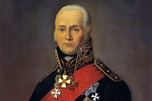 Творец маневренной тактики адмирал Ф. Ф. Ушаков