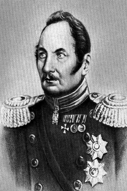 Фаддей Фаддеевич Беллинсгаузен (1778-1852)