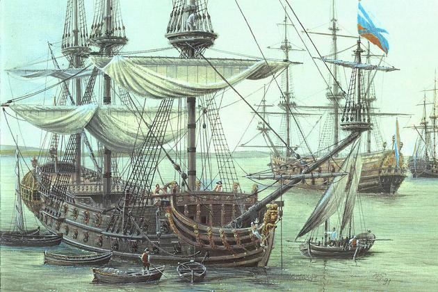 Трудная жизнь обычного матроса наслужбе военного корабля