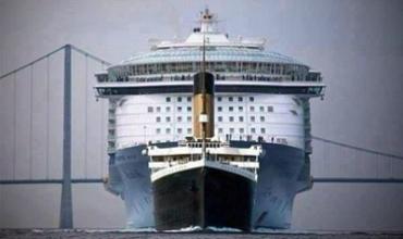Топ 10 самых больших кораблей в мире