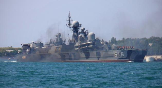 Ракетный корабль Бора