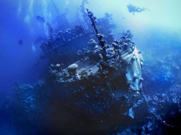 Русское кораблекрушение
