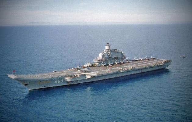 Адмирал флота Кузнецов