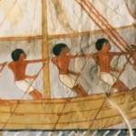 Корабли Древнего Египта