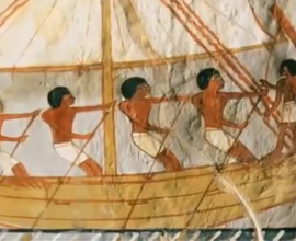Корабли и морские достижения Древнего Египта