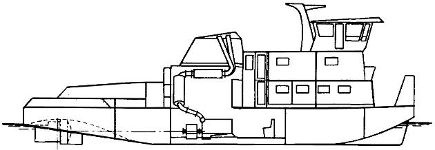 Конструкции корпусов толкача