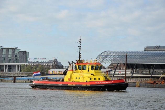 Port of Amsterdam 7
